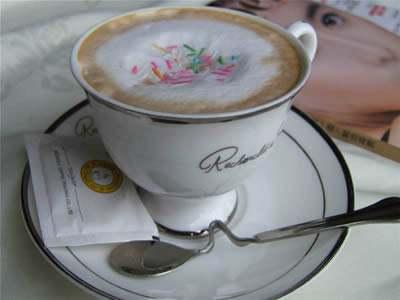 香万里奶茶