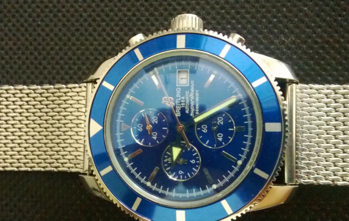 百年灵手表加盟