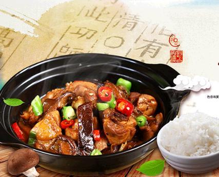 彭德凯黄焖鸡米饭加盟
