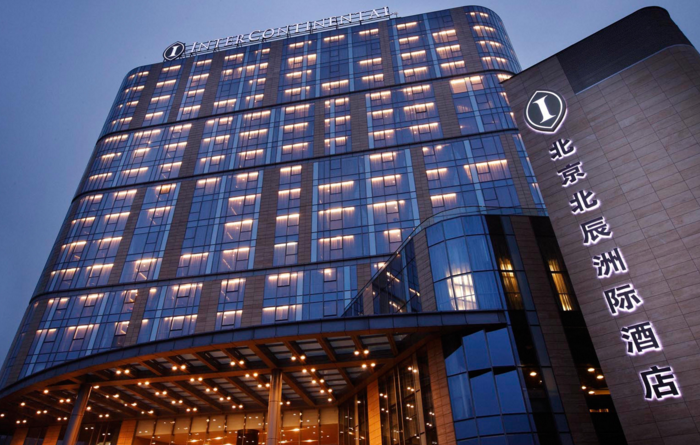 洲际酒店加盟