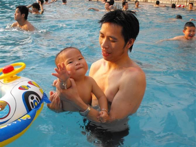 爱贝迪游泳馆加盟图片