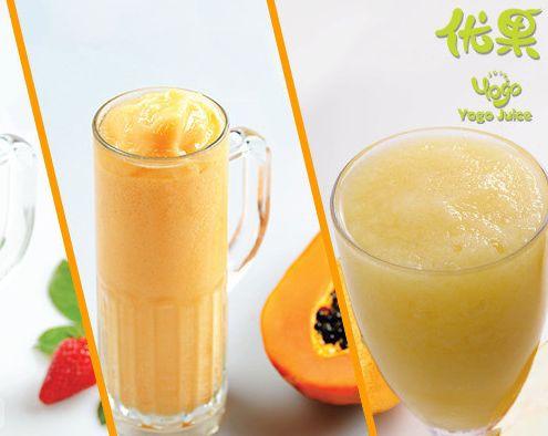 优果奶茶加盟图片