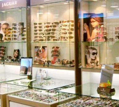 金阳光视力眼镜店加盟图片