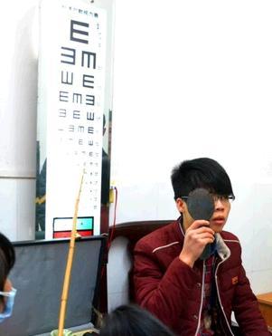 健明视力保健加盟图片