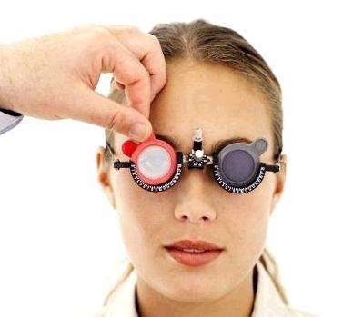 大眼睛视力矫正训练