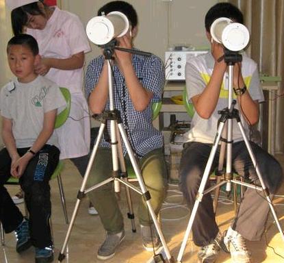 世博视视力健康中心加盟图片