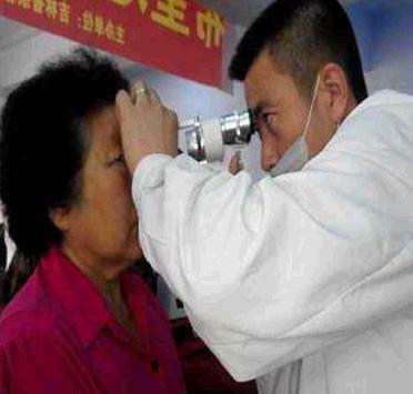 希望之光视力保健加盟图片