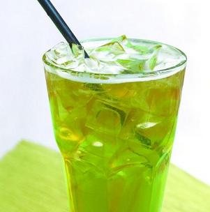 素茶奶茶加盟图片