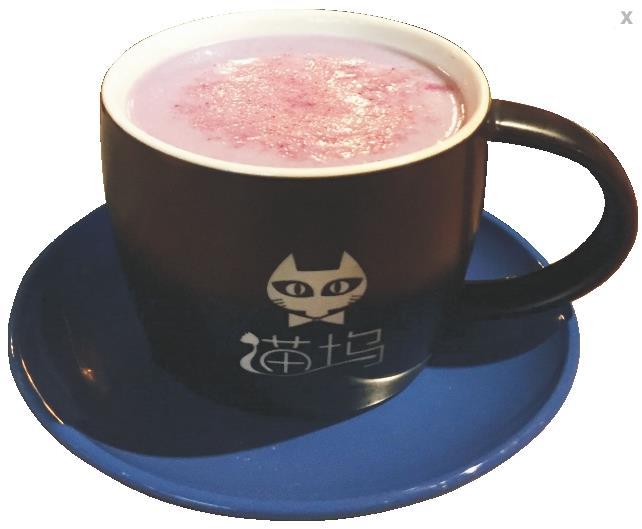 猫坞欧式奶茶加盟图片