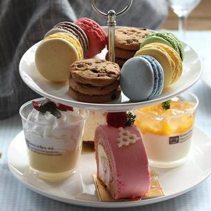 波萝蜜奶茶加盟图片