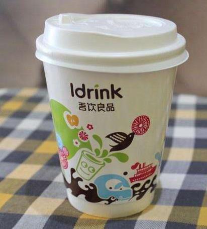 吾饮良品奶茶加盟图片