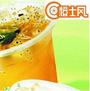 橙士风奶茶加盟