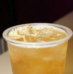橙士风奶茶加盟图片