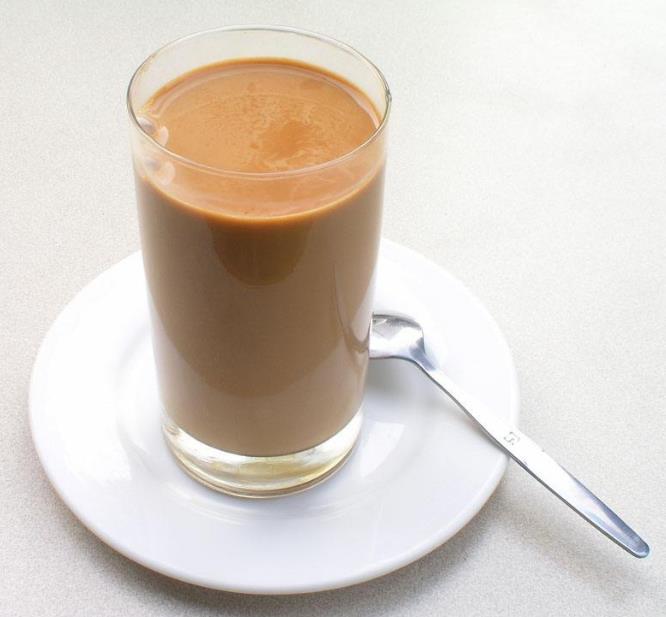 茶点子奶茶加盟图片