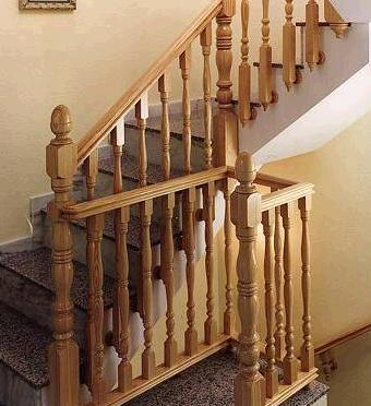 富豪楼梯加盟图片