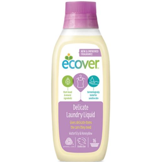 ecover洗衣液加盟图片