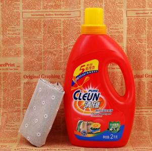 清蕴洗衣液加盟图片