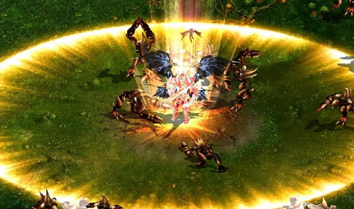烈火奇迹3D加盟