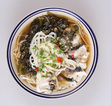 宏福酸菜魚米線