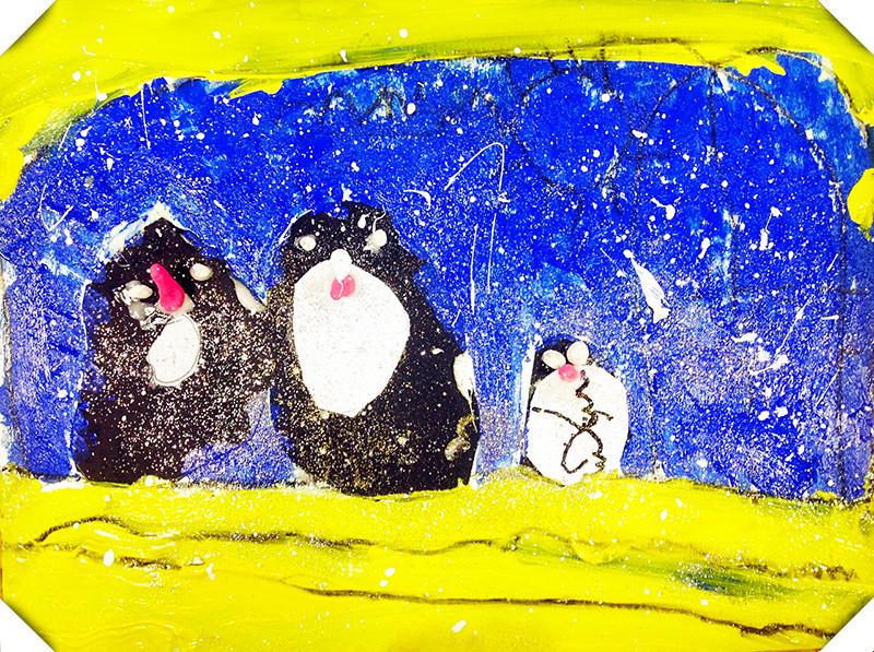 哎咔儿童创意美术加盟图片