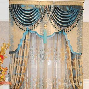 布居艺阁窗帘加盟图片