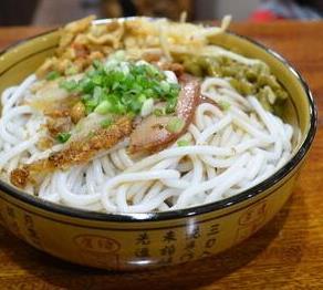 香阮橋米線