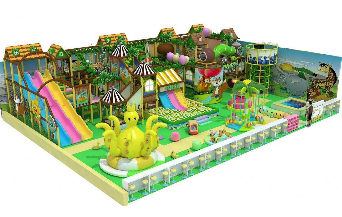 加盟儿童游乐园设备报价