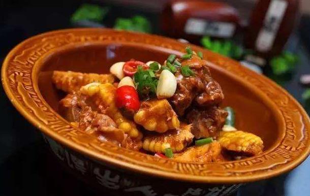 湘一家土菜馆加盟