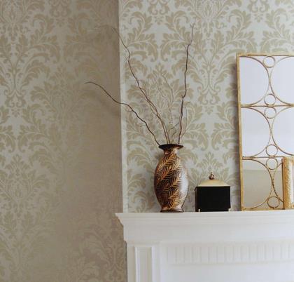朗润墙纸加盟图片
