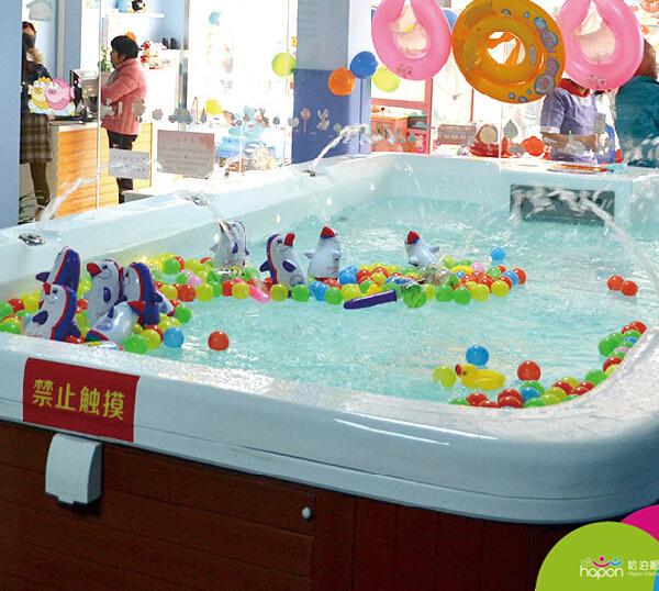 哈泊妮国际水育乐园加盟图片