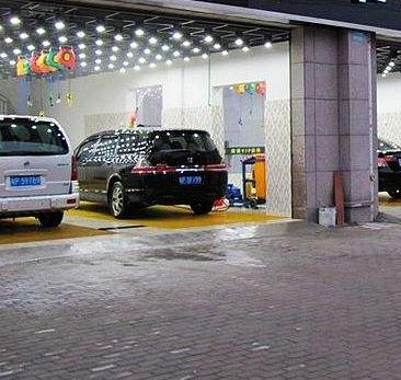 三乡汽车美容加盟图片