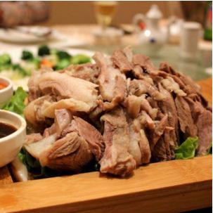 龙乡食品加盟图片