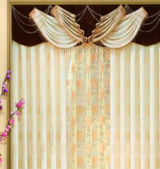 布夫人窗帘加盟图片