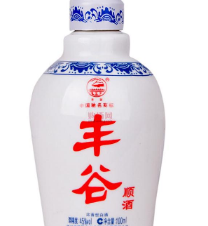 丰谷酒加盟图片