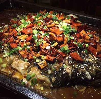 千味源烤鱼加盟图片