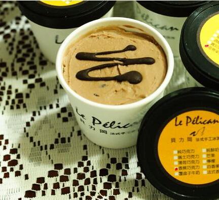 贝力冈冰淇淋加盟图片