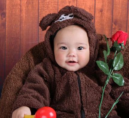 皇家宝贝儿童摄影加盟图片