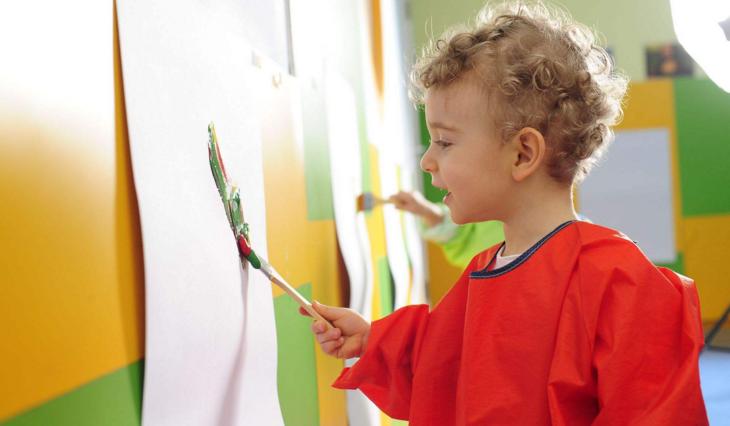 家有儿女艺术早教加盟