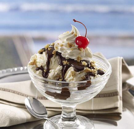 意大利水果冰淇淋加盟图片