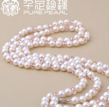 千足珍珠加盟图片