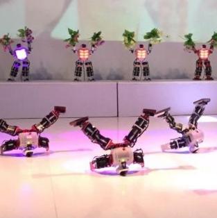 太敬机器人加盟图片
