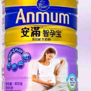 安满孕妇奶粉