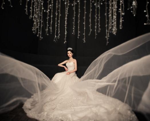 金夫人婚纱摄影加盟图片