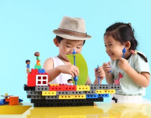卡巴青少儿科技教育加盟图片
