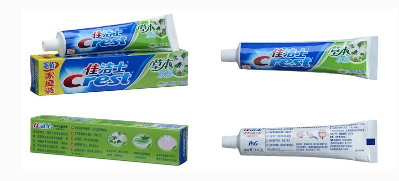 佳洁士牙膏加盟