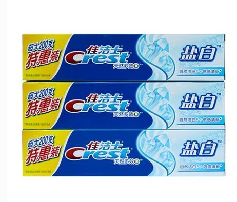 佳洁士牙膏加盟图片