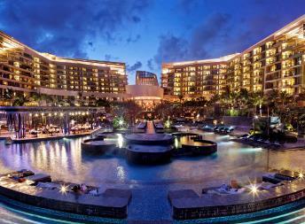 美高梅酒店加盟图片