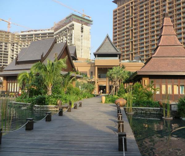 红树林酒店加盟图片