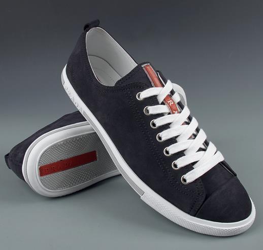 普拉达男鞋加盟图片