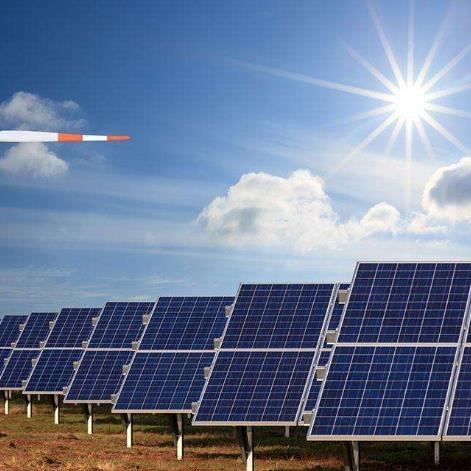 神州阳光发电太阳能加盟图片
